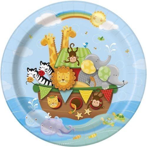 Noah's Ark plates 23 cm