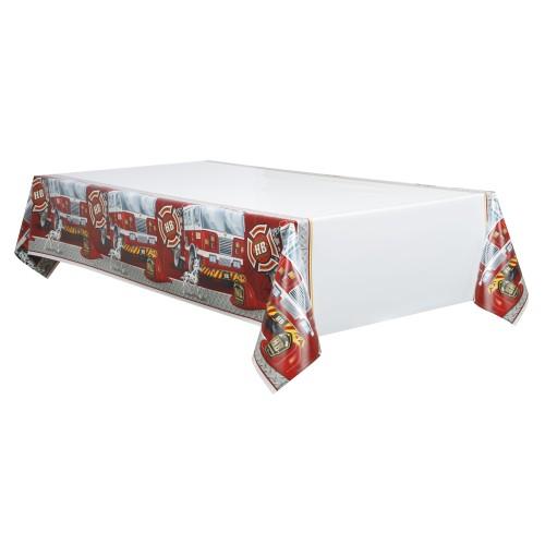 Fire Truck tablecover
