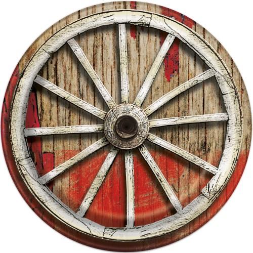 Rodeo Western krožniki 23 cm