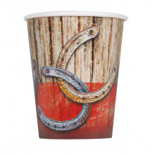Rodeo Western cups