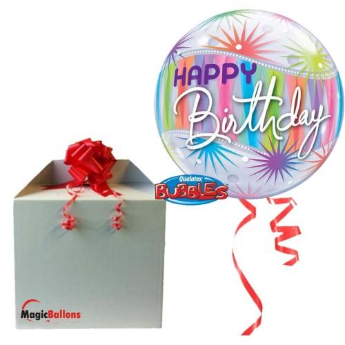 Birthday Sorbet Starblast  - b.balloon in a package