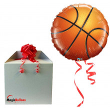 Basketball - foil balloon in a package