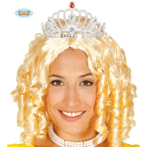 Srebrna tiara