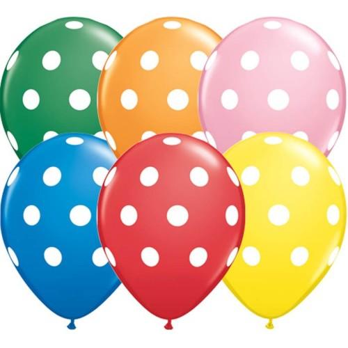 Balloon Polka dot - standard