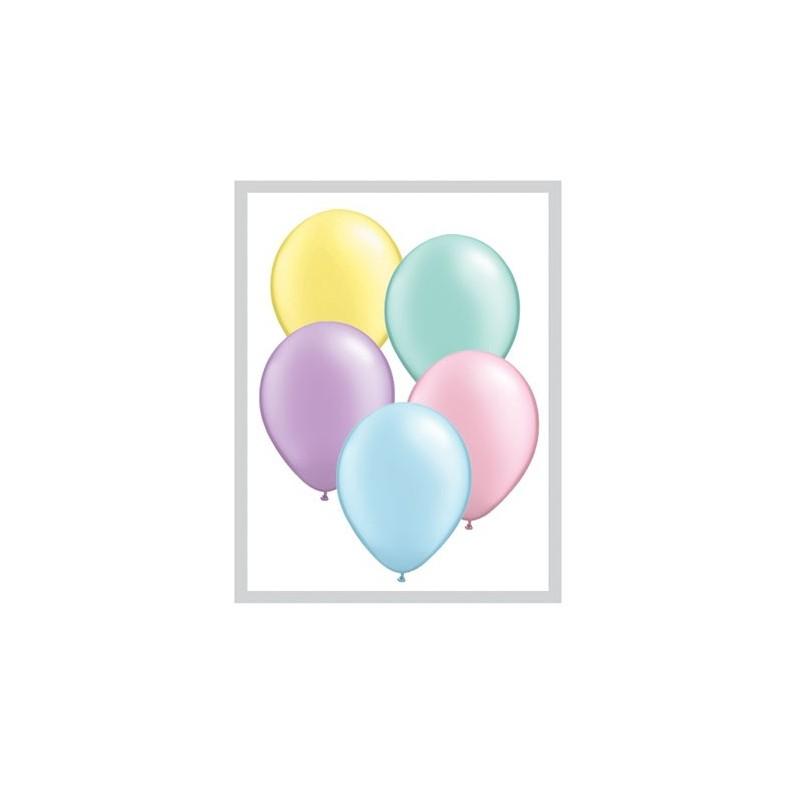 "Pearl Barve pastel 28cm - 11"""