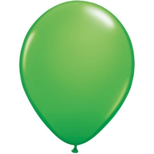 """Balloons 11"""" - spring green"""
