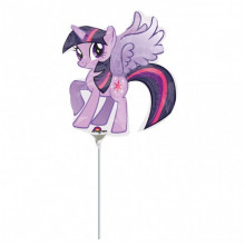 My Little Pony - folija balon na palčki
