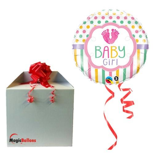 Djevojčica LO(noge)E - balon od folije u paketu