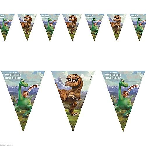 The good Dinosaur flag banner