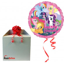 My Little Pony Birthday - foil balloon in a package