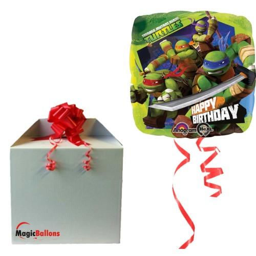 Teenage Mutant Ninja Turtle  - foil balloon in a package