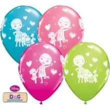 Ballon Dn Doc Mcstuffings & Friends