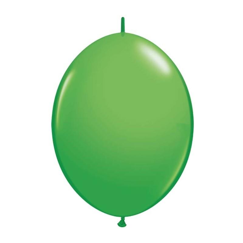 """Balloon Quick Link - spring green 12"""""""