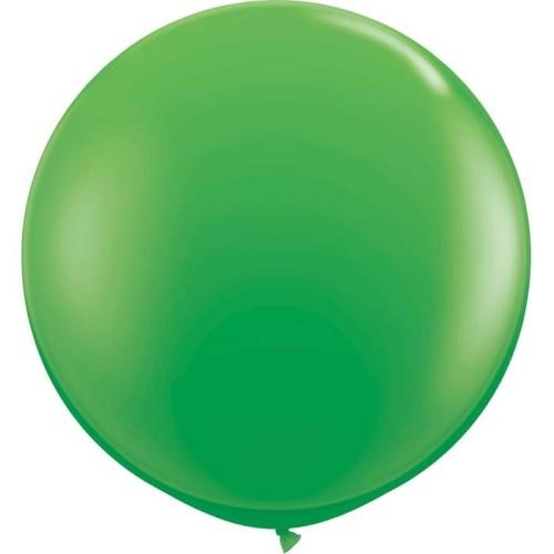 Balloon - spring green 90 cm - 2 pcs