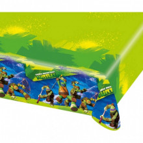 Ninja Turtles tablecover