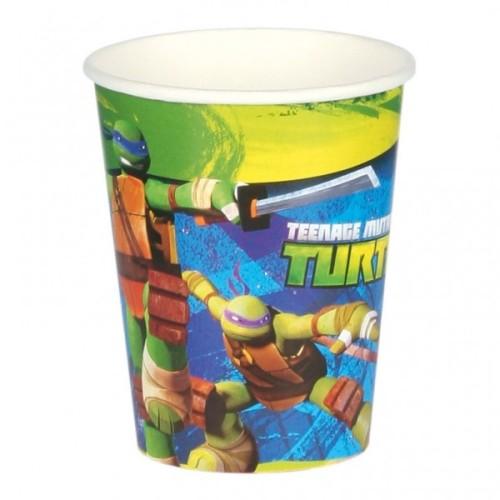 Ninja Turtles cups