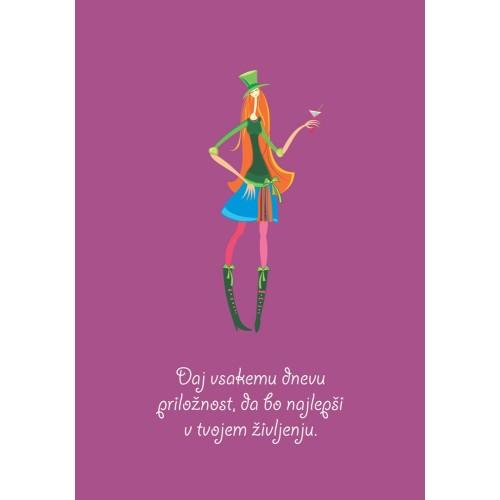 Greeting card Priložnost