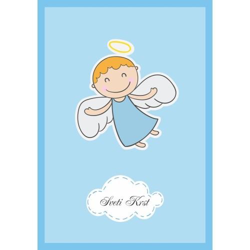 Greeting card Sveti krst