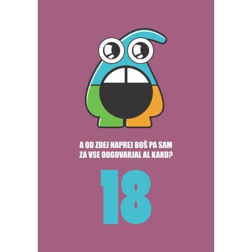 Greeting card 18