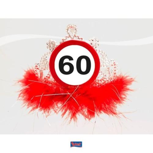 Traffic sign 60 tiara