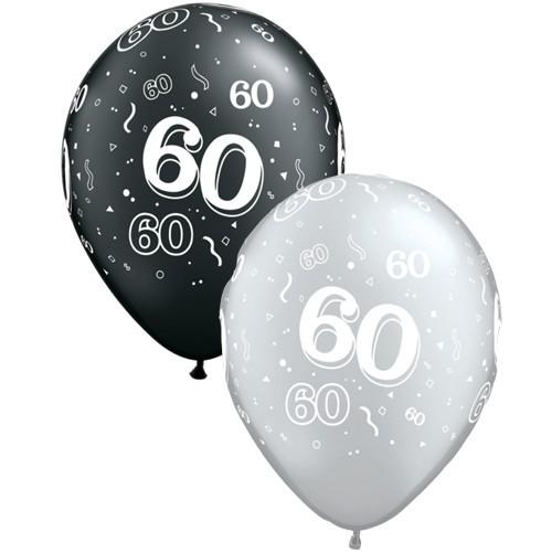 Balloon number 60