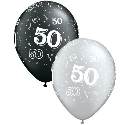 Balloon number 50