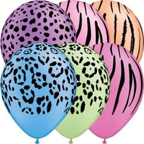 Balloon Safari - neon