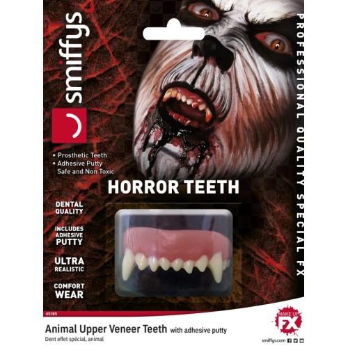 Deluxe horror  animal teeth