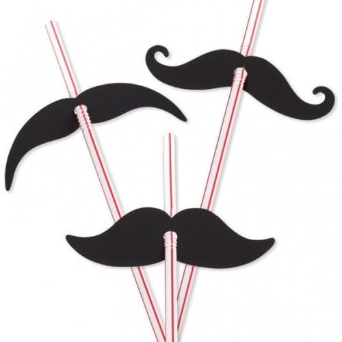Moustache slamice