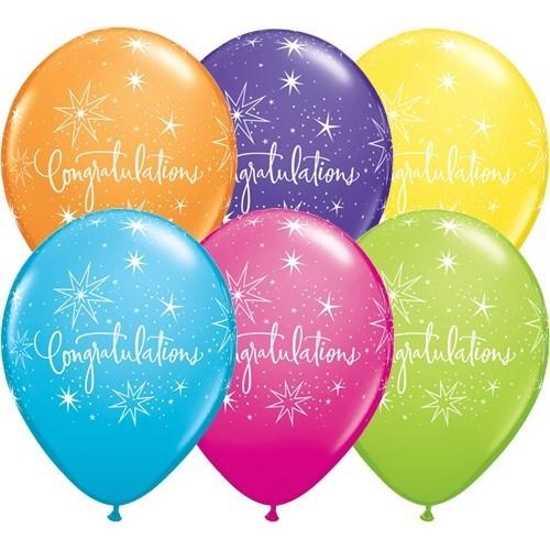 Balon Congratulations Elegant