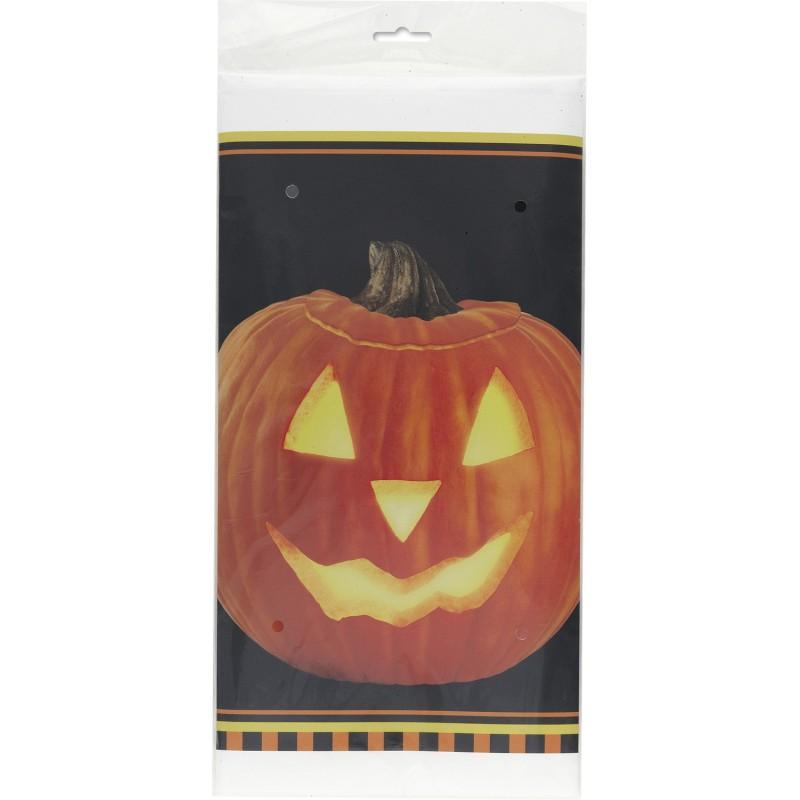 Pumpkin Glow Prt pvc