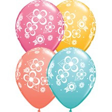 Balloon Floral Blossoms