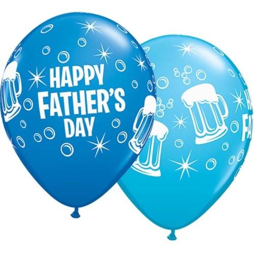 Balloon Father's Day Beer Mug