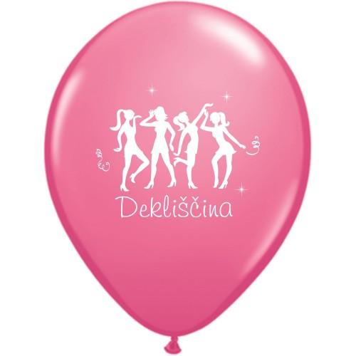 Balon Dekliščina