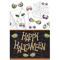 Halloween bones Prt pvc