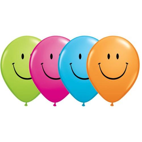 Balon Smile Face
