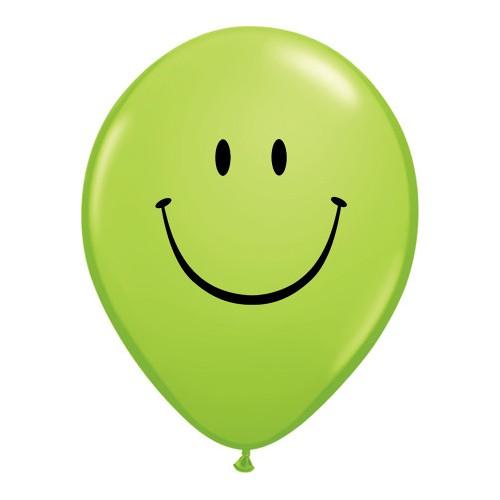 Balloon Smile Face