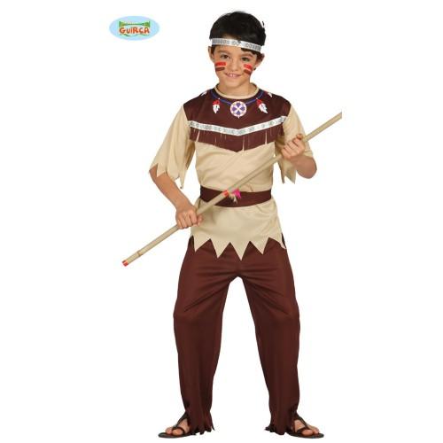 Indijanec otroški kostum