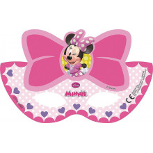 Minnie Mouse Bow-Tique mask