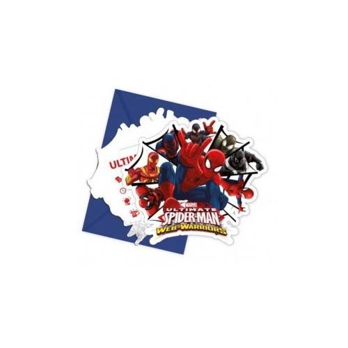 Spiderman Ultimate vabila