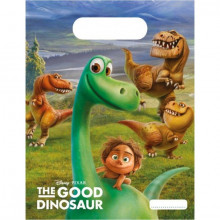 The good Dinosaur party bags