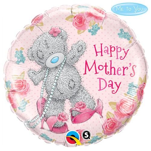 TattyTeddy Mother's day - foil balloon