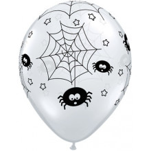 Balon Spooky - Diamond Clear