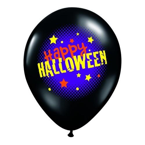 Balon Halloween Stars