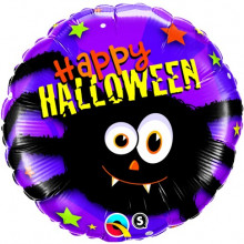 Balon Halloween Party Spider