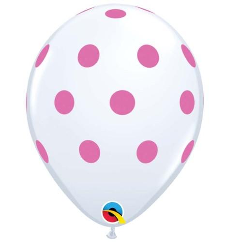 Balloon Big Polka dot
