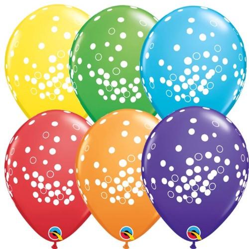 Balloon Confetti Dots