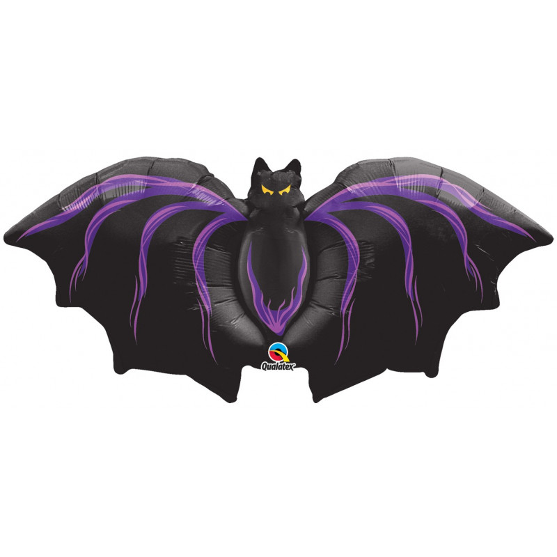 Gothic Bat - folija balon