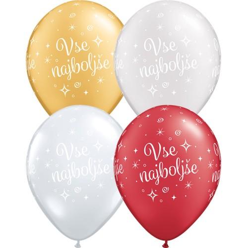 Balon Vse najboljše