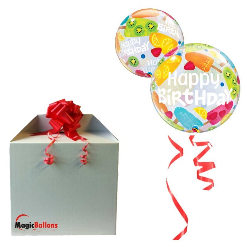 Bday Frozen Treats - b.balloon in a package